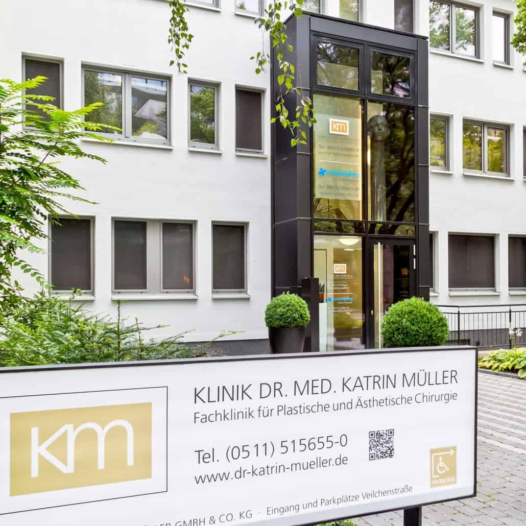KLINIK Dr. med. Katrin Müller