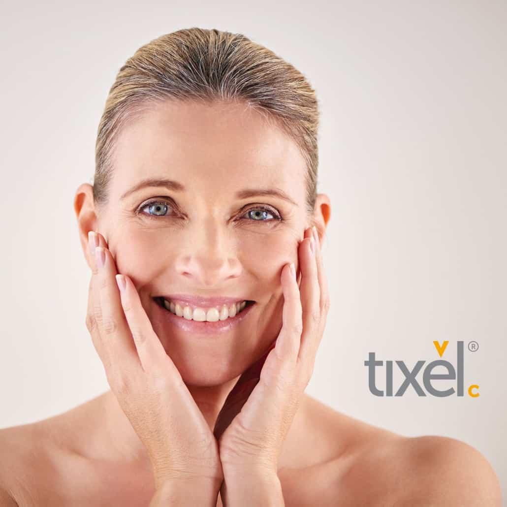 Tixel - Faltenbehandlung ohne Laser in der Klinik Dr. Katrin Müller in Hannover