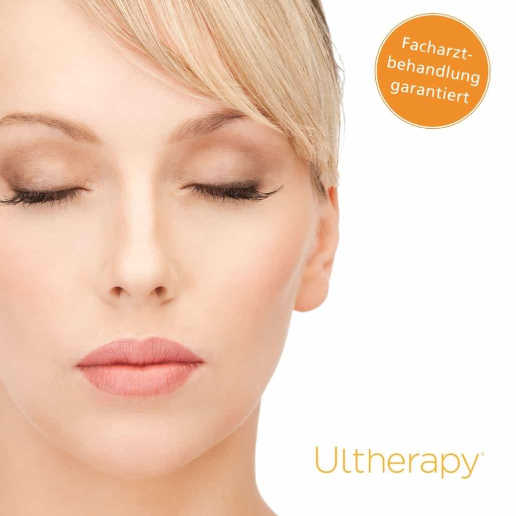 Ultherapy – Tiefenwirksame Ultraschall-Behandlung in der Klinik Dr. Katrin Müller in Hannover