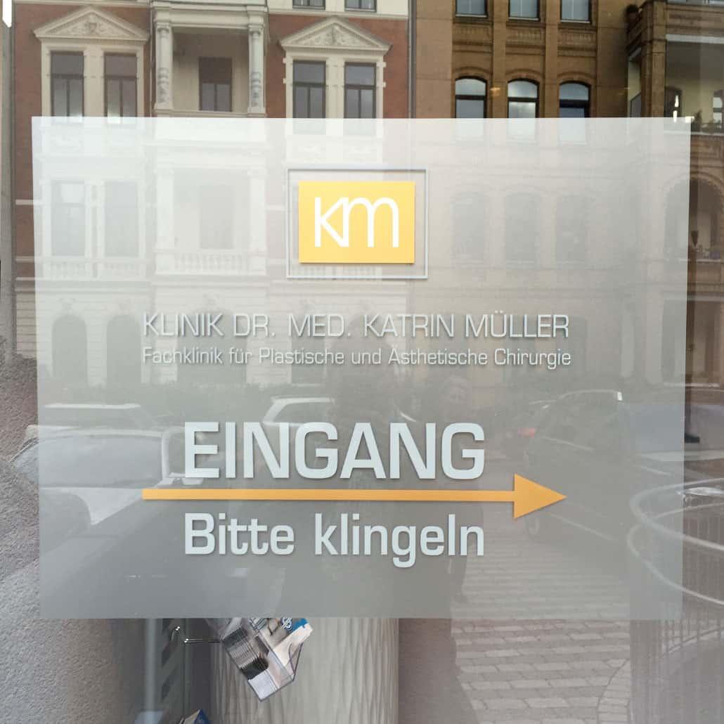 Hier finden Sie die Klinik Dr. Katrin Müller in Hannover