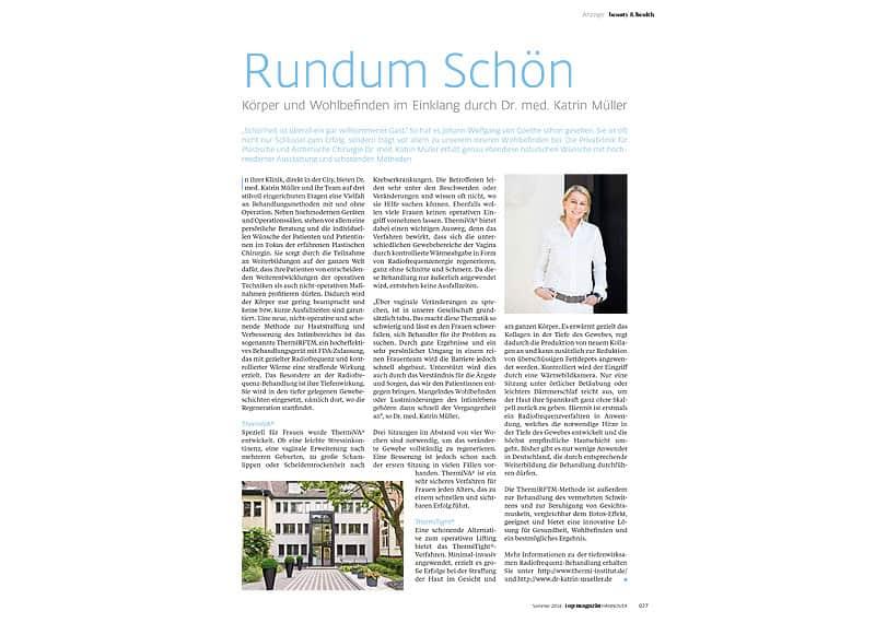 Rundum Schön